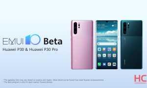 EMUI 10 Beta для Huawei P30 и P30 Pro: список стран, новые функции и известные проблемы