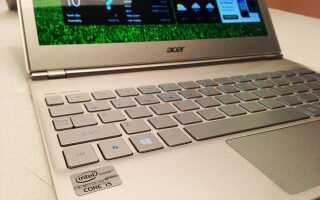 Fix — светодиод Acer Aspire V5 мигает 5 раз и не включается