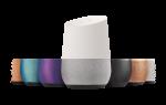 Вот полный список команд Google Home Voice