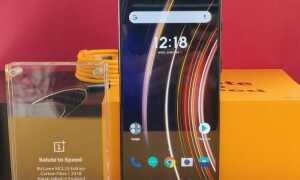 Как нанести темную тему на OnePlus 6T [Руководство]