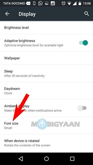 How-to-increase-the-font-size-on-Android-3