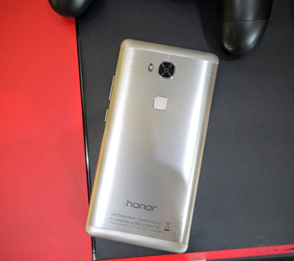 Honor 5x камера